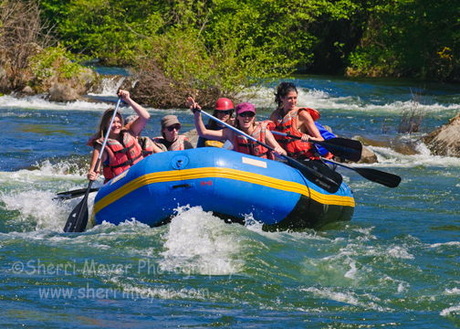 Whitewater-Rafting