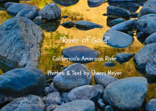 E-book, American River, Gold Country, California, Newsletter